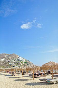 Elia Beach Mykonos Gay Beach.
