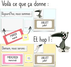 La date avec Loup Behaviour Management, Classroom Management, Primary Education, Primary School, Petite Section, School Hacks, French Language, Etiquette, Deserts