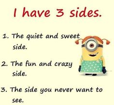 Top 370 Funny Quotes With Pictures & Sayings - Jokes - Funny memes - - Quotes about Minions Top 370 Funny Quotes With Pictures Sayings 53 The post Top 370 Funny Quotes With Pictures & Sayings appeared first on Gag Dad. Funny Minion Pictures, Funny Minion Memes, Crazy Funny Memes, Minions Quotes, Really Funny Memes, Funny Relatable Memes, Hilarious Memes, Funny Texts, Minions Pics