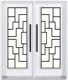 contemporary wrought iron interior door - Google Search