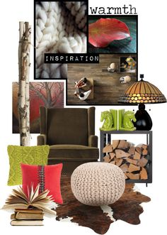 """""""Inspiration: Warmth"""" by missbeaheyvin on Polyvore"""