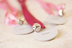 kitty party - name tags (collars) - cute