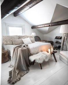 Modernes Schlafzimmer Mit Der Weichsten Bettwäsche. #bettwäsche #  Schlafzimmer