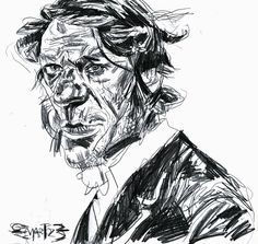 Alessandro Martoz Martorelli Comic Book Artists, Comic Artist, Drawing Sketches, Drawings, Best Comic Books, Figure Drawing Reference, Portrait Illustration, Comic Character, Art Pictures