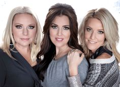 Multi-platinum selling trio, Point Of Grace released their studio album, 'A Thousand Little Things,' on May Christian Songs, Christian Women, Music Is Life, New Music, Point Of Grace, Contemporary Christian Music, Music Charts, Music Pictures, Women Of Faith