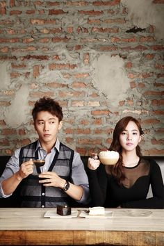 Eugene & Ki Tae Young Super Couple Diary Capture Collection [PHOTOS]]