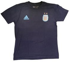 1ba60a83262 adidas Youth AFA Messi Tee - Goal Kick Soccer - 1 Soccer Shop, Soccer Gear