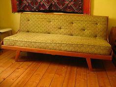 Midcentury sofa bed
