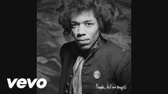 Jimi Hendrix - Somewhere (Audio)