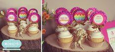 Magical Unicorn Party by Three Little Monkeys Studio