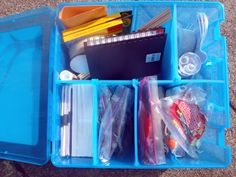 The Art Therapy Rookie: Coping Skills Box for Baby Art Therapists