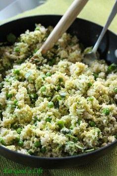 Avocado Lime & Cilantro Rice