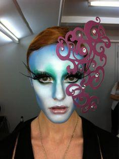 makeup by Roshar