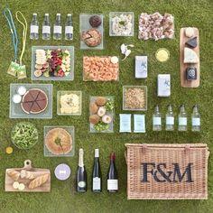 The Festival Picnic - Fortnum & Mason