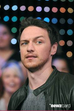 Actor James McAvoy visits MTV's 'TRL' at the MTV Studios in Times Square June 23, 2008 in New York City. (Photo by George Napolitano/FilmMagic)