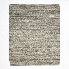 Sweater Wool Rug - Charcoal #westelm - 9x12 : $584 with discount and delivery surcharge
