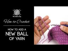 This Simple Technique Is A Must Know For Beginning Crocheters! - Starting Chain