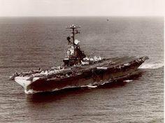 Naval Warfare: USS Shangri-La (CV-38, CVA-38, CVS-38)