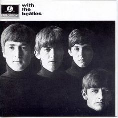 """The Beatles-one of the artists to be found in the Kindle book """"An Hour of Your Time-British Pop """" by Franklyn Nash"""