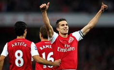RVP wins Football Writers Association, Player of the Year award