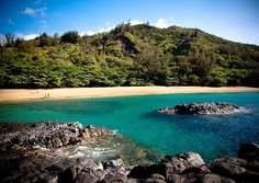 lumahai beach on kuai, from the film south pacific (vanuatu)