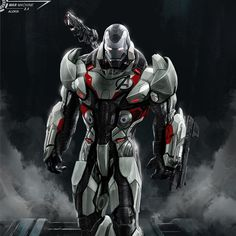 Avengers : Endgame / War Machine with Time Travel Suit, Aleksi Briclot Iron Man Hd Wallpaper, Avengers Wallpaper, Wallpaper Awesome, Marvel Comics Art, Marvel Heroes, Marvel Dc, War Machine Iron Man, Attractive Wallpapers, Iron Man Art
