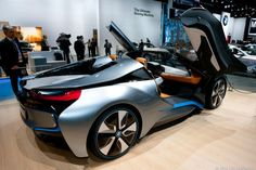 BMW i8 concept - CNET Reviews via @CNET