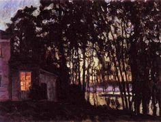 Stanislav Yulianovich Zhukovsky (Polish: Stanisław Żukowski, Russian: Станислав Юлианович Жуковский) (1875–1944) was a Polish-Russian Impressionist painter, and also a member of the prestigious Union of Russian artists