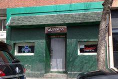 Croke Park/Whitey's, a dive bar on W Broadway in South Boston, MA. (from http://hiddenboston.com/dive-croke-park.html)