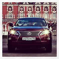 #car #auto #cars #lexus #rx350 #4x4day #city #architecture instagram.com/4x4day