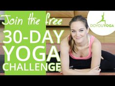 30-Day Yoga Challenge for Beginners