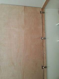 Réalisez une porte de placard toute simple | Reussir-Ses-Travaux