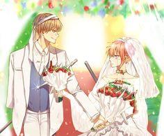 Sougo Okita x Kagura [OkiKagu], Gintama Okikagu Doujinshi, Manga Anime, Anime Art, Anime Wedding, Comedy Anime, Manga Couple, Fairy Tail Ships, Anime Ships, Yandere