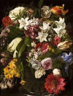 Francesco Hayez (1791 - 1882) - Flowers, 1834