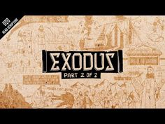 The Bible Project - Great animated video for understanding the meaning and message of Exodus Ch #19-40 [READ SCRIPTURE Series]
