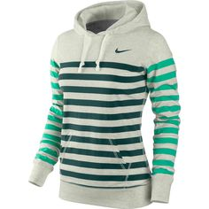 Nike Stripe Jersey Women's hoodie I hopefully will soon be getting!!