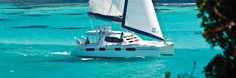 Bareboat charter sail & motor yachts: Thousands of sailboats, motor boats and catamarans for rent, selected among the most reliable charter fleets.