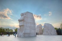 Tribute to MLK National Park,  Washington D.C.