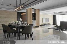 用大理石形塑豪宅質感,頂級的簡約設計