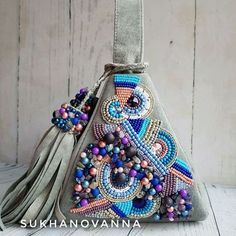 Boho Bags, Patchwork Bags, Vintage Purses, Beaded Bags, Handmade Bags, Clutch Bag, Leather Handbags, Purses And Bags, Fashion Accessories
