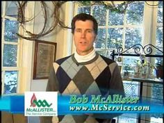 Healthy Home Tips by McAllister - Dirty Air Infiltration