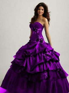 New Corset Ball Gown Taffeta Quinceanera Dresses Prom Party Dresses Custom  Size 6e3b5c413ed9