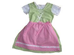 Kleider - Kinderdirndl - Dirndl - Oktoberfest - ein Designerstück von me-kinderkleidung bei DaWanda