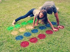Juegos al aire libre para disfrutar el buen tiempo en el jardín o en el porche!
