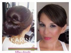 Peinado y maquillaje Karina Palacios