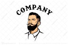 Logo for sale: Barber Logo