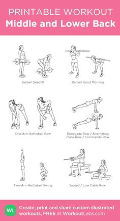 Middle and Lower Back: my custom printable workout by … – Fitness&Health&Gym For Women Middle and Lower Back: my custom printable workout by . Middle and Lower Back: my custom printable workout by Back And Bicep Workout, Back And Shoulder Workout, Back And Biceps, Shoulder Workout Women, Chest Workout Women, Workout Schedule, Gym Workouts, At Home Workouts, Wednesday Workout