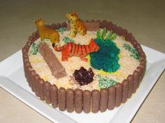 1st Birthday Cake, 2011