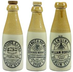 Image result for stoneware stout bottles leith