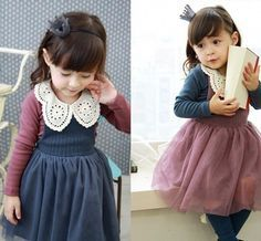 long sleeve t shirt dress kids - Google Search